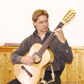 Richard Gebhard Gitarrenlehrer